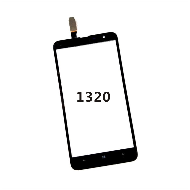 Replacement Touch screen for <font><b>Nokia</b></font> Lumia <font><b>1320</b></font> touch screen digitizer touchscreen front Glass lens panel image
