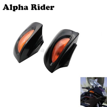 Rear View Glass Side Mount Mirrors for BMW R1150RT 2001-2003 R850RT R1100RT 2001 Touring Mortorcycle