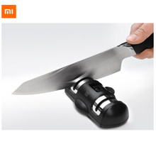 Newest Xiaomi MIjia Youpin Huohou double wheel sharpener good for knife for kitchen(China)