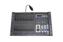 Раша Высокое качество 24 Каналы DMX512 приглушить консоли диммер Управление Лер для DJ Управление Системы свет этапа, легкий оператора