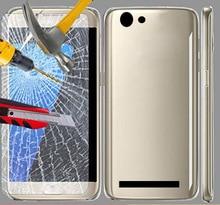 ZM Прозрачный Crystal Clear Case Cover + Закаленное стекло Экрана Протектор пленка Для Пусть V Leeco Le2 Le 2 Pro X526 X527 X620