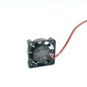 Image 4 - GUNCAIZHU 25mm Không Chổi Than Quạt Tản Nhiệt 12V 5V DC Mini Quạt tốc độ cao 11870 VÒNG/PHÚT 2.5cm micro quạt tản nhiệt 2507 25x25x7mm