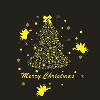 Wesołych Choinki świąteczne Naklejki Ścienne Winylowe Mural Art Naklejka Ubrania Sklep Kawiarnia Okna Kąty Szkła Decoraton