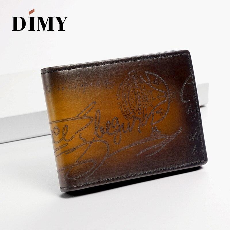 DIMY italie hommes Auto Documents voiture titulaire du permis de conduire couverture multi-fonction Document porte-carte permis de conduire portefeuille sacs