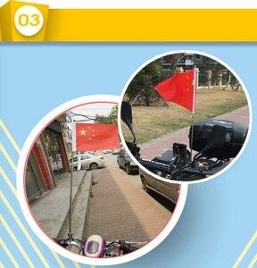 Image 3 - KAFNIK mât de moto télescopique