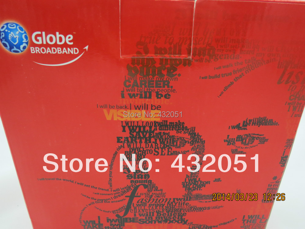 Huawei B200W 3G Simcard slot wireless router