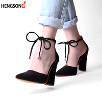 2107 New Lace Up High Heels Women S Sandals Summer Shoes Woman Ladies Pumps Sexy Thin