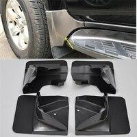 For Toyota Land Cruiser Prado FJ120 2003 2004 2005 2006 2007 2008 2009 Mud Flaps Mudguard Fenders Splash Guards 4pcs