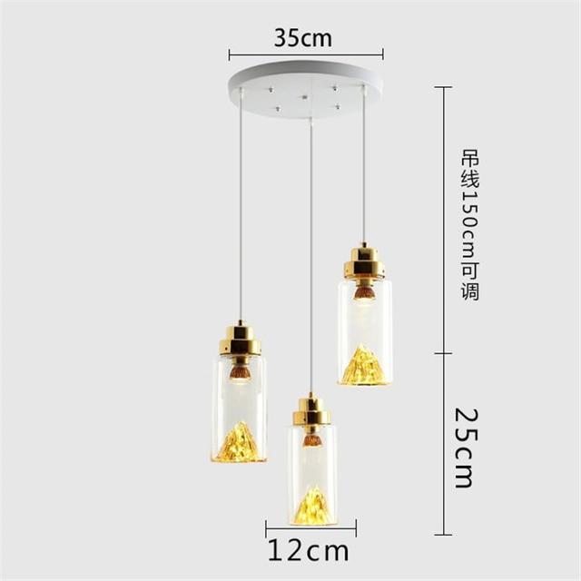 LUHSTAR Disainikas laelamp