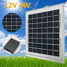 KINCO 12V 5W Polycrystalline Solar Panels High Conversion Efficiency Solar Power Panel For All Small Power Application