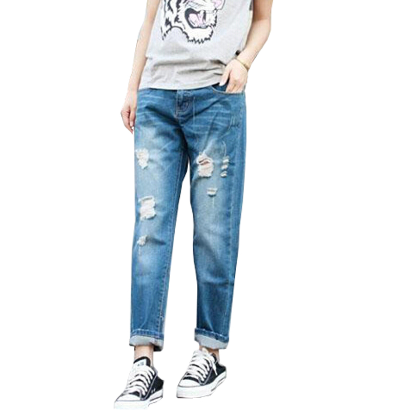 Popular Ripped Baggy Jeans-Buy Cheap Ripped Baggy Jeans lots from