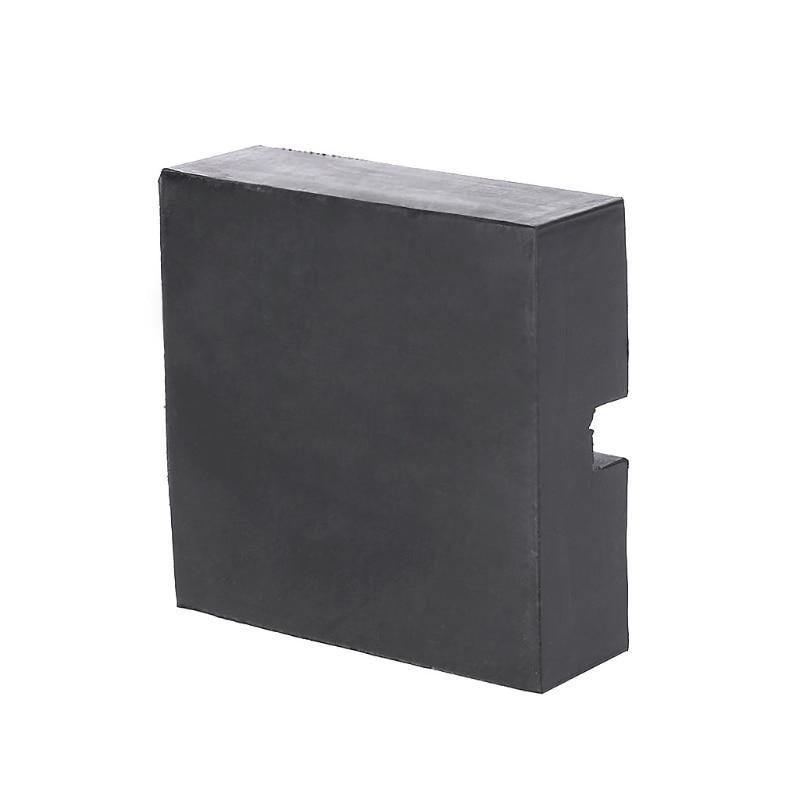 Image 3 - Квадратная универсальная щелевая рамка рельс Пол Джек прокладка адаптер ремонт автомобиля