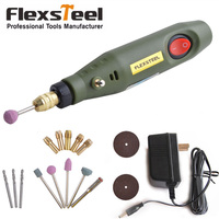 DIY Mini Electric Wood Chisel Electric Engraving Pen Hand Drill Grinding Carving Chisel Tool Flexible Wood