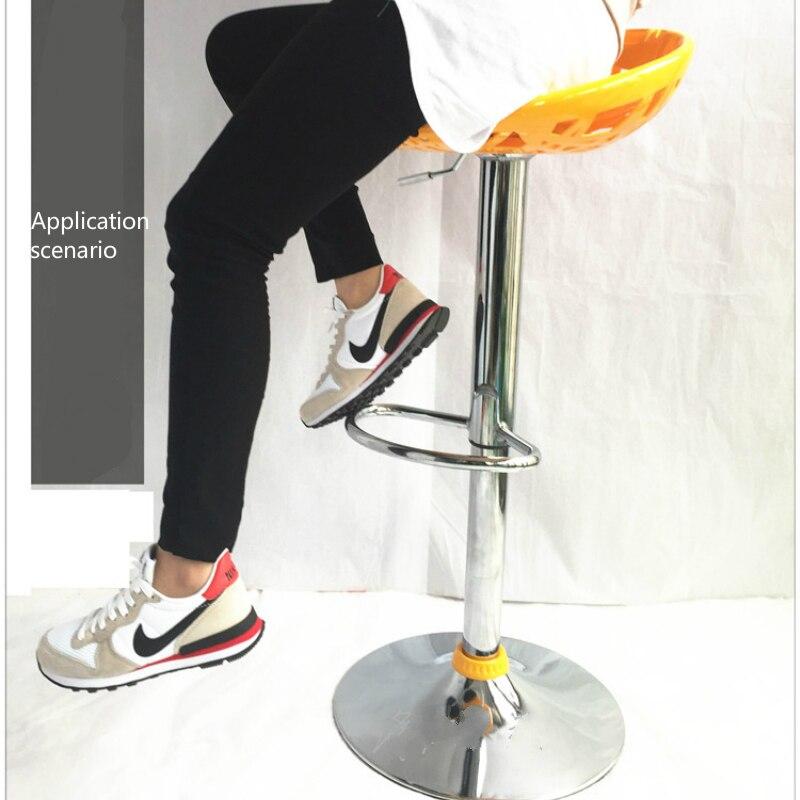 Креативный барный стул поверхность поднимается стул сидячая поверхность Многофункциональный двухслойный дышащий стул аксессуары подушка сиденья