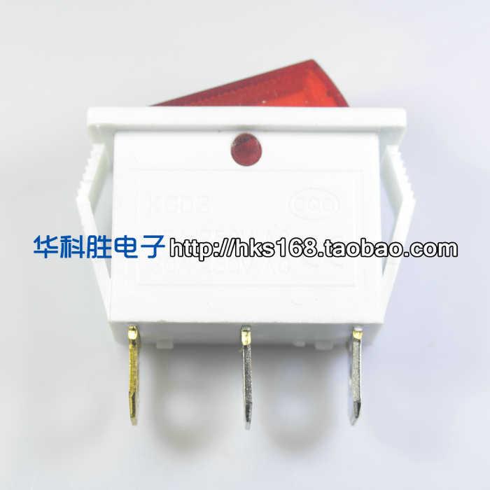 1500 ワットハイパワー電気炊飯器スイッチ電気鍋スイッチ 15A 250 V ダブル銀接点/銅足