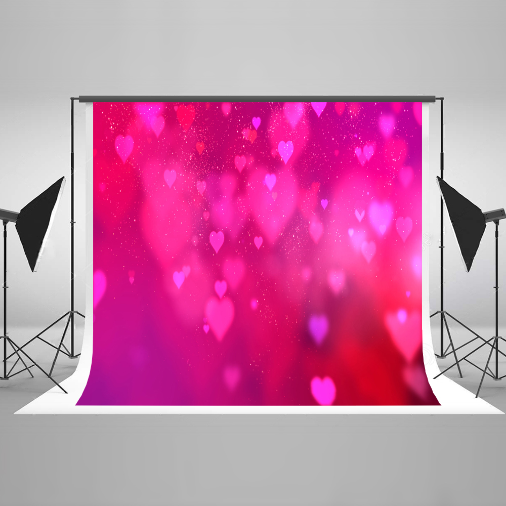 Kate 10x10ft Wedding Photography Backdrops Valentines Day Love Backgrounds For Photo Studio Cotton Microfiber Photo Backdrop