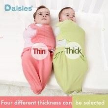 diapers Swaddleme antumn organic cotton infant parisarc newborn thick baby wrap envelope swaddling swaddle Sleep bag