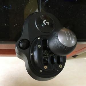 Image 2 - Kit de Modification de tampon dadaptateur de changement de vitesse pour Logitech G27 G29 G25 G920 accessoires de voiture RC manette de vitesse
