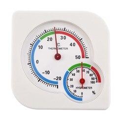 Новое поступление, классический домашний уличный мини-термометр 2 в 1, точный влажный гигрометр, измеритель влажности, измеритель температу...