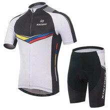 New font b Cycling b font Jersey Sets font b Men b font Bike Clothing Suits