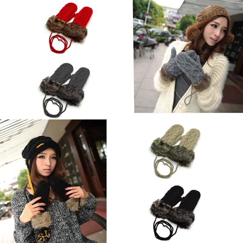Online Get Cheap Mittens Knitting Pattern -Aliexpress.com | Alibaba ...