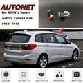 AUTONET HD Gece Görüş Yedekleme Arka Görüş kamerası BMW 2 Serisi Için Aktif Tourer F46 2015 ~ 2019 CCD/ plaka Kamera veya Braketi