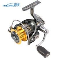 TSURINOYA FS3000 Max Drag 7kg Saltwater Fishing Spinning Reel 3000 Metal Handle Spool Ultra Light Carp