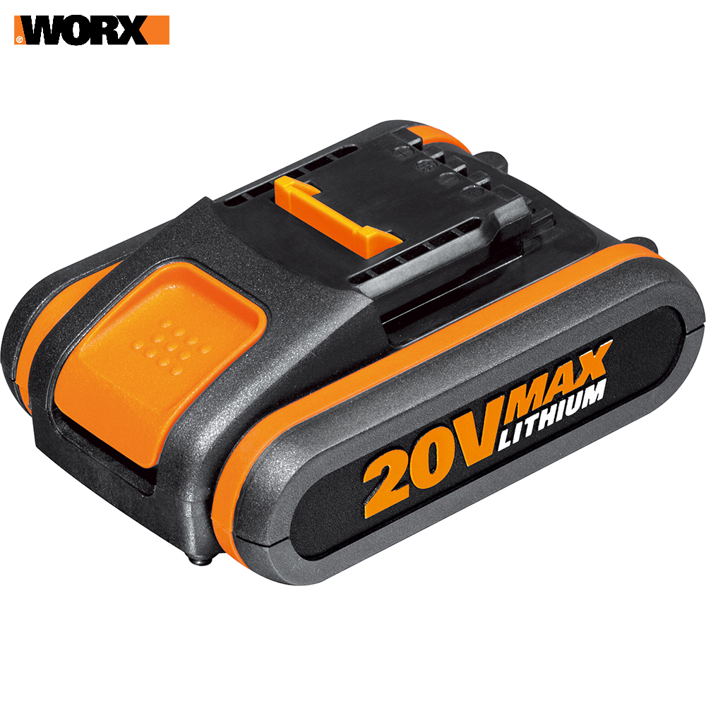 Rechargeable Batteries WORX WA3551 accumulator for power tool acb lithium ion charging device