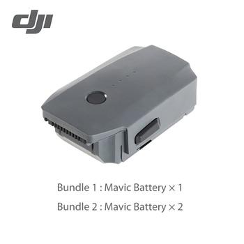Freeshipping in stock original DJI Mavic pro battery Intelligent Flight Battery  (3830mAh11.4V) drone x pro