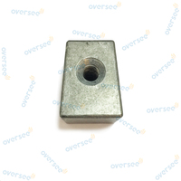New OVERSEE AFTERMARKET Part 67C 45251 00 ANODE For Yamaha Outboard Engine Parts