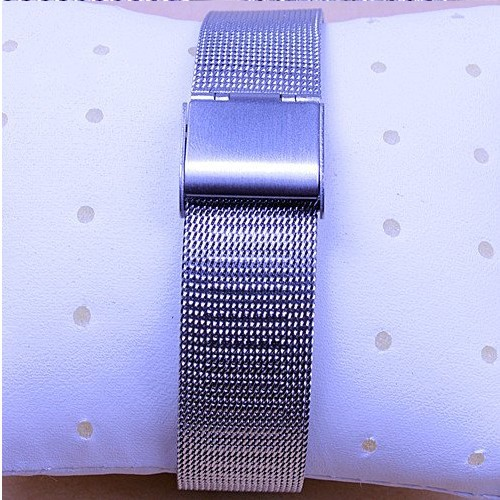 Wholesale lots 20PCS 18mm stainless steel Watch Bands Top Quality Best price length 20CM
