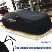 Car Covers Anti UV Snow Rain Scratch Resistant Automatic For Mercedes Benz GLK320 C63 W204 CLS G63 W126 E350 GLC300 E300