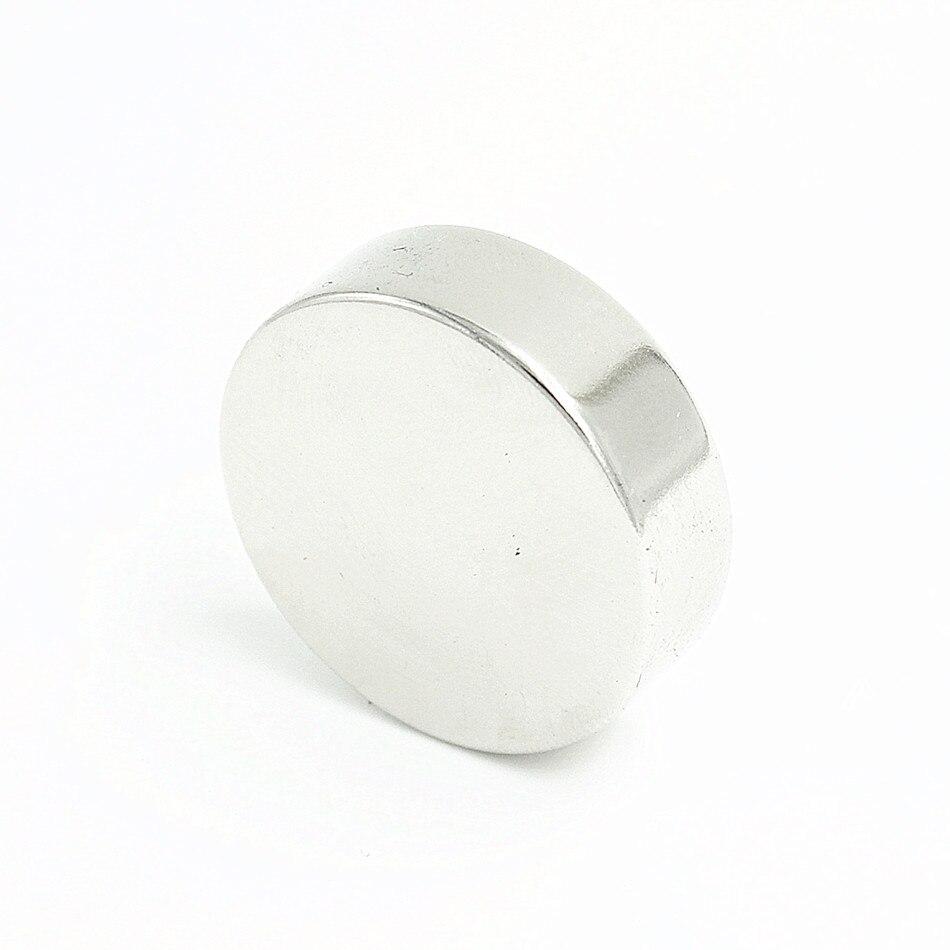 1 pièces néodyme N35 Dia 100mm X 10mm forte aimants minuscule disque NdFeB terre Rare pour artisanat modèles réfrigérateur collant aimant 100x10mm