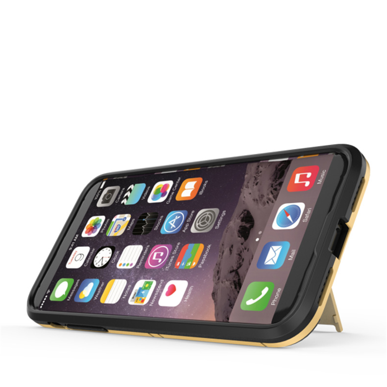 Image 2 - Противоударный защитный чехол для телефона с защитой от царапин, сверхпрочная защита для iphone xsmax xr 6 7 8 plus SE, грязеотталкивающая задняя крышка из ТПУ-in Полуобернутый чехлы from Мобильные телефоны и телекоммуникации