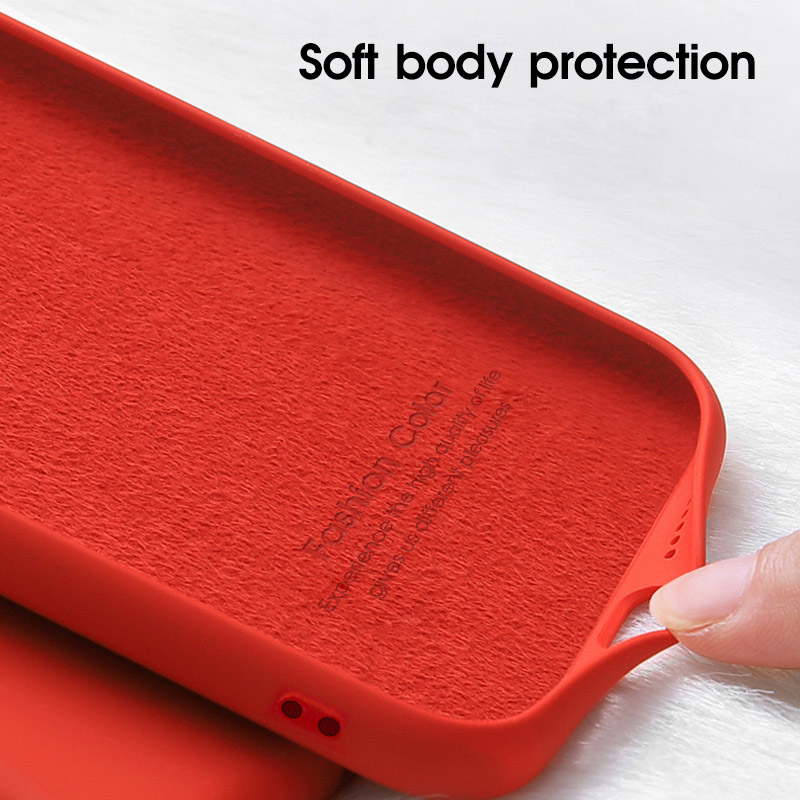 Soft Liquid Silicone Case For <font><b>Samsung</b></font> Galaxy M40 A50 <font><b>A70</b></font> A30 A40 A60 A20 Case Ultra Silm <font><b>Cover</b></font> on A 50 30 70 60 M 40 <font><b>2019</b></font> Cases image