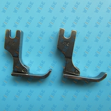 SINGER 20U RIGHT CORDING PRESSER FOOT 543013 001 2 PCS