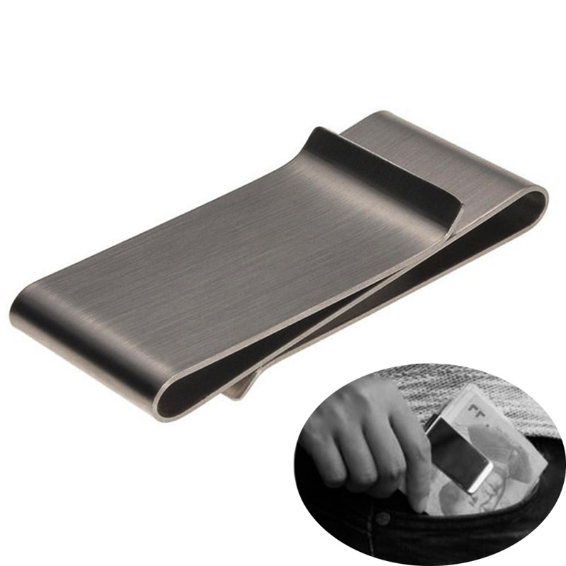 high-quality-stainless-steel-unisex-money-clip-double-sized-slim-portable-credit-card-money-holder-bill-steel-clip-clamp