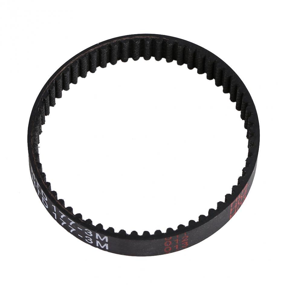 WALFRONT 9mm Toothed Planer Drive Belt Rubber for Black Decker KW715 KW713 BD713 177 Printer Accessories New Arrival  Best Price belt