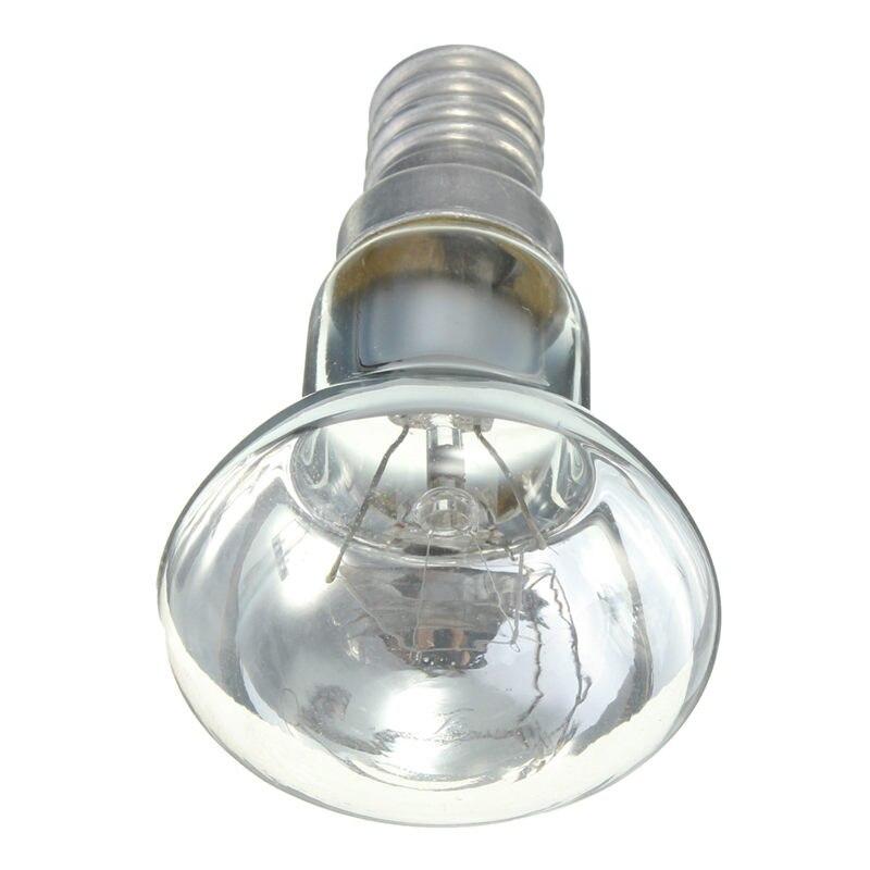 Edison Bulb Light Bulb E14 Screw Ses 30w R39 Clear Reflector Spot
