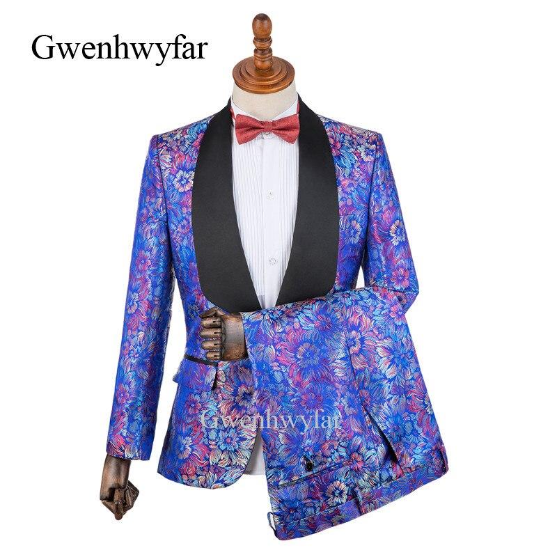 Fashionable Brown Groom Tuxedos Groomsmen Mens Wedding Suits Prom Bridegroom Jacket Pants Vest Tie