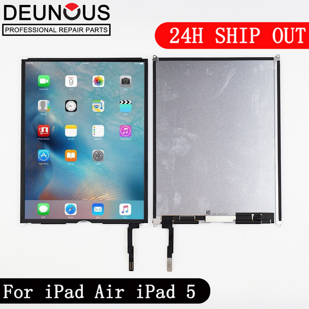 New 9.7'' Inch LCD Screen LP097QX2(SP)(AV) For IPad Air 5 5th IPad 5 A1474 A1475 A1476 LCD Display Screen Panel Replacement