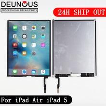 Новый 9,7 »дюймовый ЖК-дисплей Экран LP097QX2 (SP) (AV) для iPad Air 5 5th iPad 5 A1474 A1475 A1476 ЖК-дисплей Экран дисплея Панель Замена