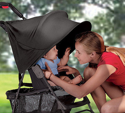 Sozzy Sun shade baby stroller sunshade Canopy Cover For prams and strollers car seat buggy pushchair Pram Car Rag shade Cover-in Strollers Accessories from ...  sc 1 st  AliExpress.com & Sozzy Sun shade baby stroller sunshade Canopy Cover For prams and ...