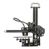 3D Printer Printing Area 150*150*150mm DIY 3D Printing Machine Easy Assemble High Precision Structure EU Plug