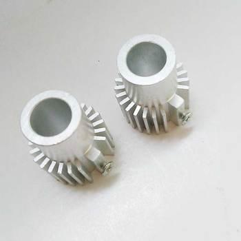 2pcs Aluminum Heatsink Heat sink for 12mm Laser Module DIY Laser Part