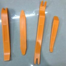 New 12Pcs/set Plastic Car Radio Door Clip Panel Trim Dash Audio Removal Pry Tool Repairing Set