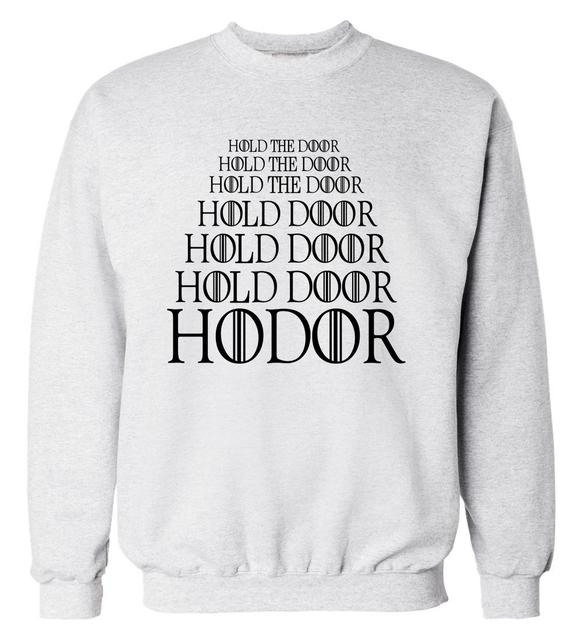 Hold the Door Sweatshirt for Men