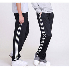 Wholesale- Cool Style lovers sport pants men/women jogger running pants Spring/summer loose sport trainning Sweatpants