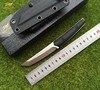NIGHTHAWK Slay VG 10 Blade G10 Handle Fixed Blade Tactical Hunting Knife KYDEX Sheath Camping Survival