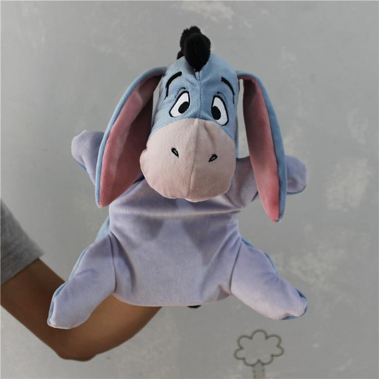 1 pieza Marioneta Mickey Mouse Donald Pato Minnie mouse Tigger Eeyore - Muñecas y peluches - foto 4